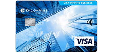 Visa Infinite business credit card